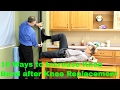10 Tips & Stretches to Increase Knee Bend After Knee Replacement.
