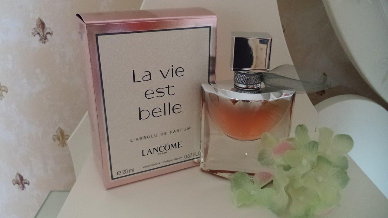 Foret La Absolu Vie Ruault Est Parfum Elagage Belle UzMGpqSV