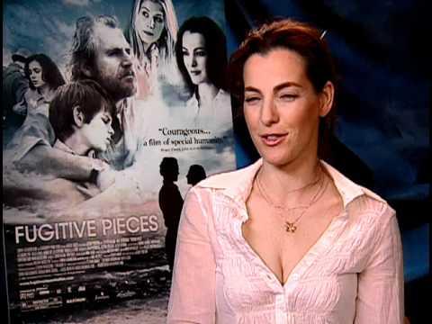 Fugitive Pieces - Exclusive: Ayelet Zurer