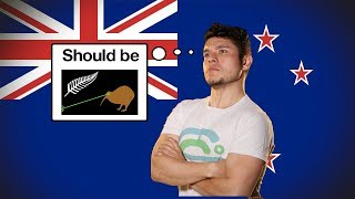 Flag / Fan Friday NEW ZEALAND (Geography Now!)