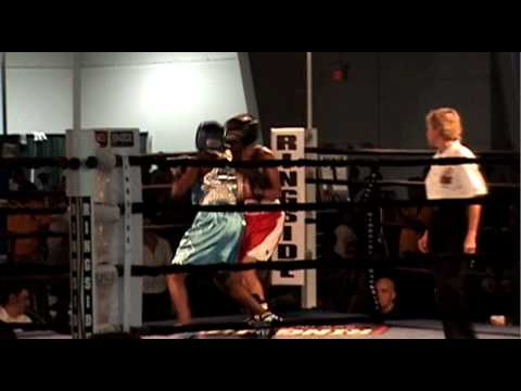 2009 Ringside Kenneth Sims vs. Ivan Rocha