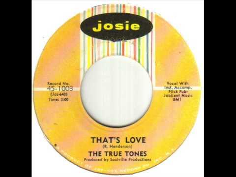 The True Tones That's Love