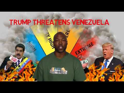 RTD.. Trump Threatens Venezuela With the Need to Remove the Regime.