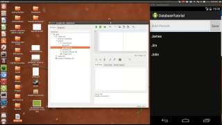 Check Android Database File on Your Computer