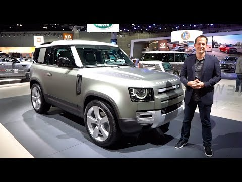 Is The NEW 2020 Land Rover Defender WORTH The WAIT?