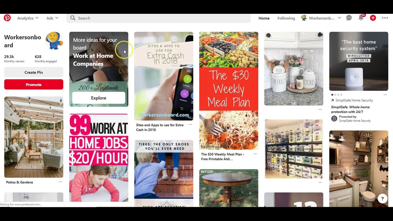 Make Money on Pinterest for Free Without a Blog (for Beginners)