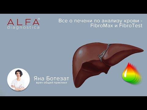 [AlfaMedBlog] 20: Все о печени по анализу крови - FibroMax и FibroTest