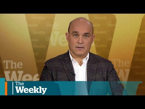 Jim Balsillie concerned about Canada's coziness with Huawei   The Weekly with Wendy Mesley