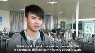 A Vocational School Student Tells His Story