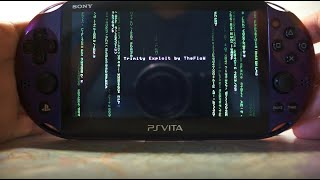 Trinity Exploit for PS Vita