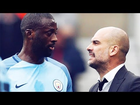 Why does Yaya Touré hate Pep Guardiola so much? | Oh My Goal