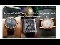 Raymond Weil Tango - Rado Coupole - Watch Reviews - Full HD