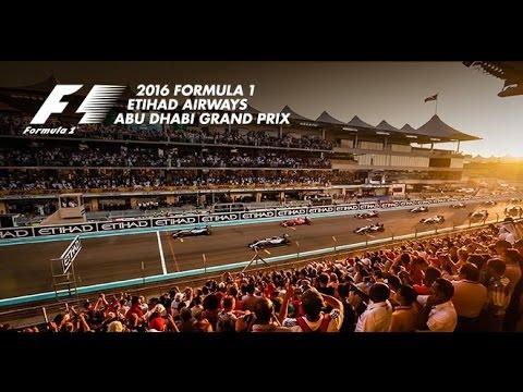 F1 Abu Dhabi Grand Prix 2016