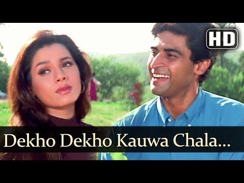 Dekho Dekho Kauwa Chala Hai Hans Ki Chal (HD) - Mohabbat Aur Jung Song- Mohnish Bahl - Kamal Sadanah