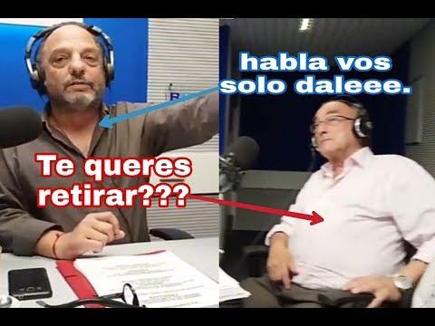 Baby etchecopar discute con Bebo granados y lo echa en vivo... 26/09/2018 .CN23 ...
