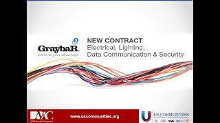 New Contract Webinar: Electrical, Lighting, Data Communications & Security