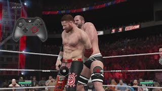 WWE 2K15: Controls Trailer