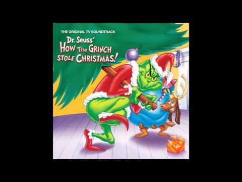 Opening Closing To How The Grinch Stole Christmas 1988 Vhs