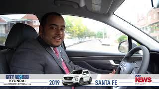 2019 Santa Fe Test Drive | City World Hyundai | Car News Network