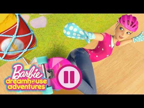 Trifft Barbie! 💖Barbie Traumvilla-Abenteuer 💖Barbie Cartoons für Kinder