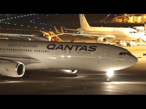 Qantas New Livery Airbus A330-300 VH-QPJ [NRT/RJAA]