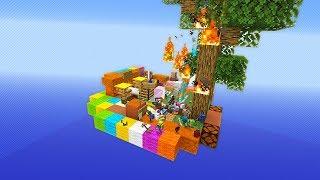 Minecraft Skyblock Chaos