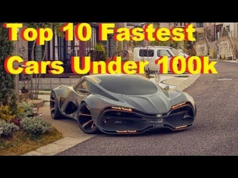 Fastest Cars Under 100K >> Top 20 Cars Under 100k Youtube