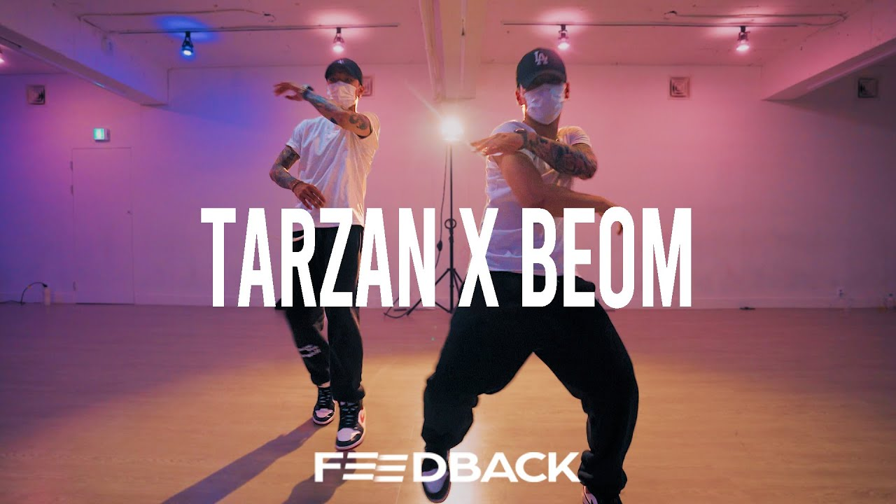 JUSTIN BIEBER - I'LL SHOW YOU   TARZAN X BEOM Choreography