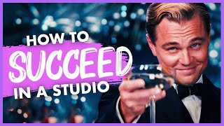 Gambar cover How to Succeed in a Studio as 3D Artist