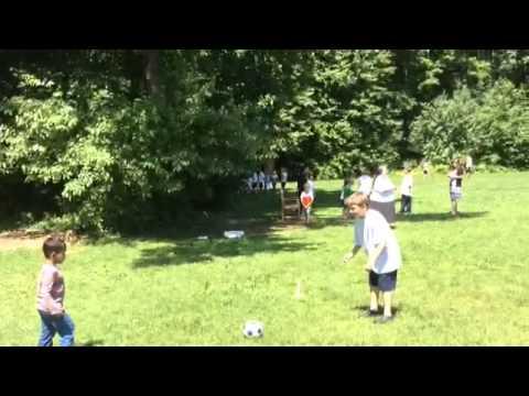 Enfield Montessori School Field Day 2015