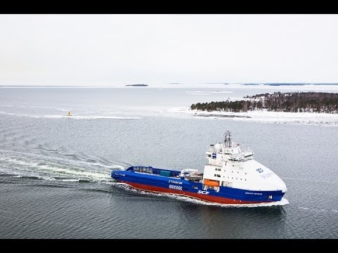 VITUS BERING & ALEKSEY CHIRIKOV, MULTIFUNCTIONAL ICEBREAKING SUPPLY VESSELS