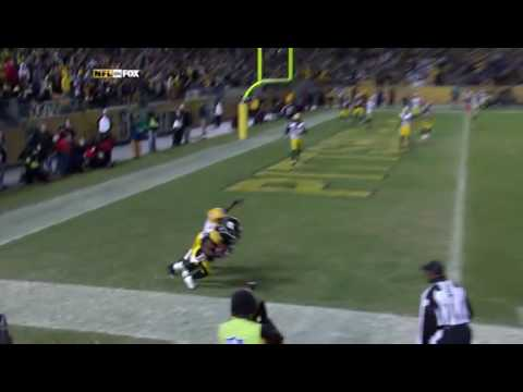 NFL 2009 week15 Ben Roethlisberger 503 yard pass vs Green Bay