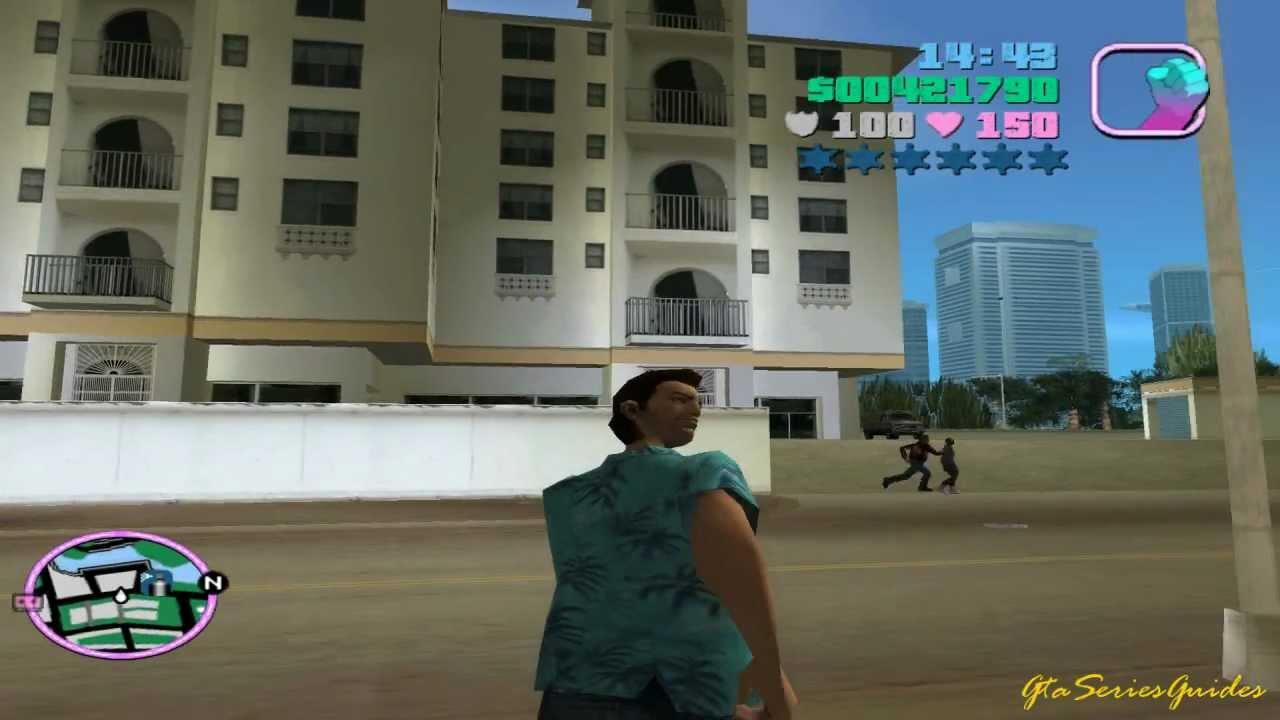 Properties - GTA: Vice City Side-Mission