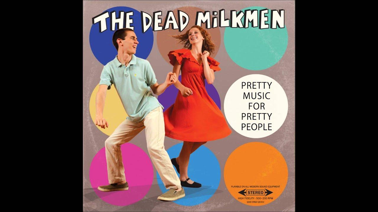 Dead Milkmen Hipster Beard