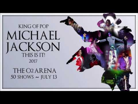 WHO IS IT (Interlude) - This Is It Tour (Fanmade) | Michael Jackson