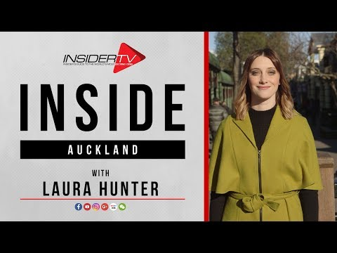 INSIDE Auckland with Laura Hunter | Travel Guide | JUNE 2017