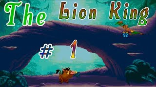 The Lion King / #1 IT STARTS!  SO GOOD AND FUN GAME SOME TIMES   !!