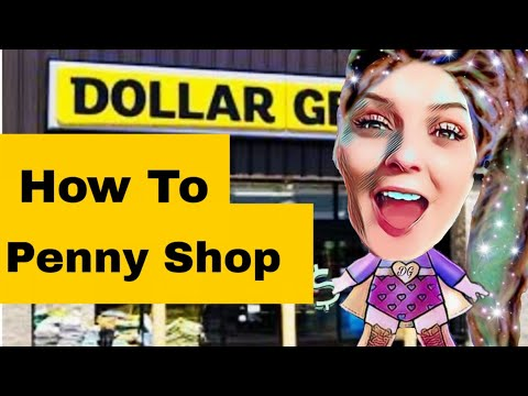 Beginners Guide To Penny Shopping At Dollar General 2020