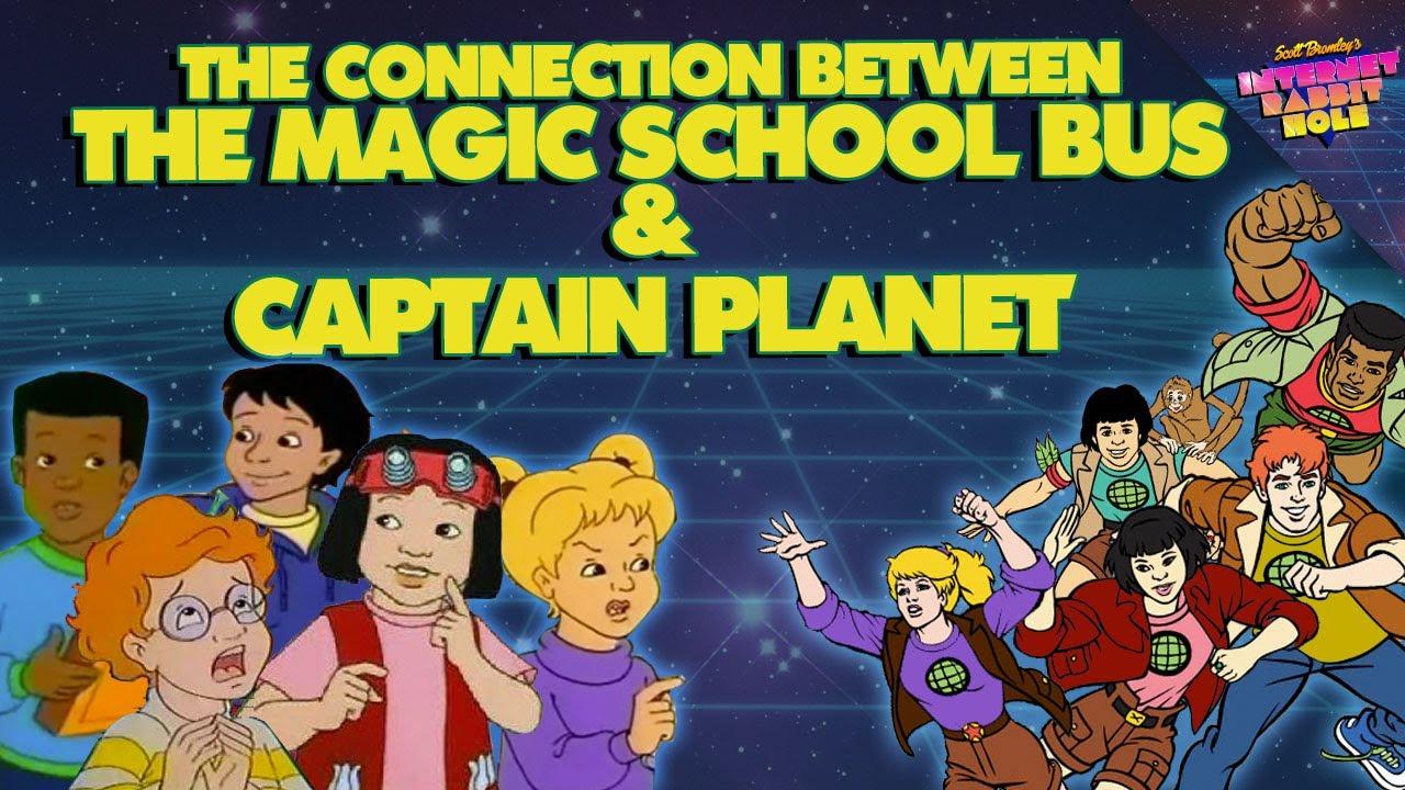 The Magic School Bus - butlerartscenter.org
