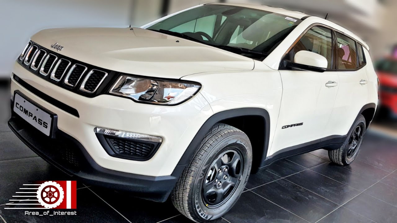 2019 Jeep Compass Sport Base Model Price Mileage Features