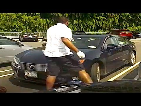 🇺🇸 AMERICAN CAR CRASH / INSTANT KARMA COMPILATION #109