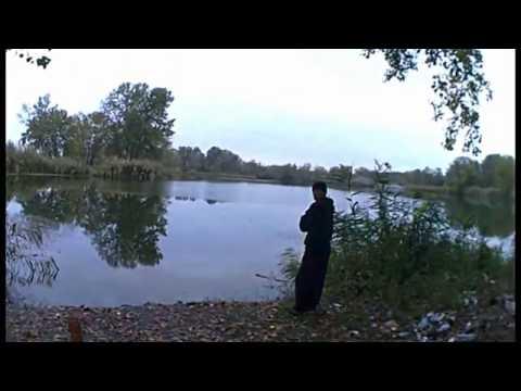 Рыбалка на карьерах г Майский