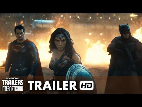 Trailer do filme Batman vs Superman: A Origem da Justiça