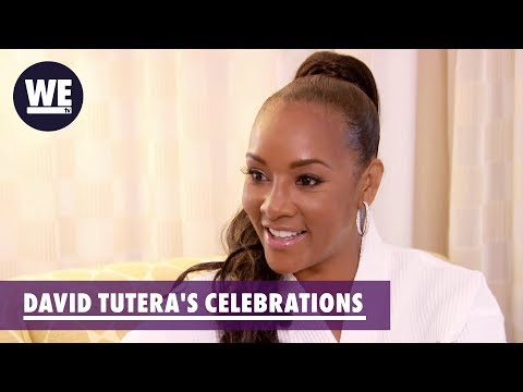 Vivica A. Fox Will Have a Full House  David Tutera's Celebrations  WE tv