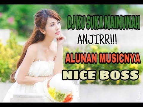 DJ KU MILIK MAIMUNAH | SLOW STYLE 2018 AKIMILAKU
