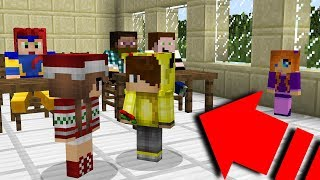 BEBEK RG OKULDA AŞIK OLDU! 😱 ❤️ - Minecraft