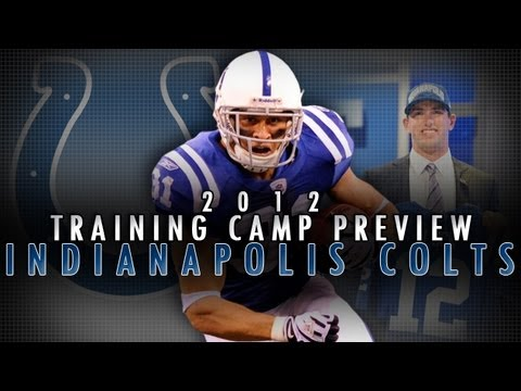 Indianapolis Colts Training Camp Preview | Can Donald Brown secure the #1 RB spot?