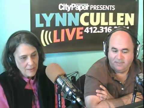 Lynn Cullen Live 11/6/12