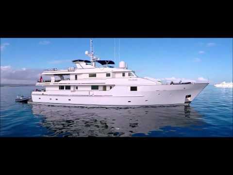 Presentation Stella Maris Luxury Yacht Galapagos