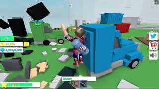 Roblox simulator TBG Forbid video